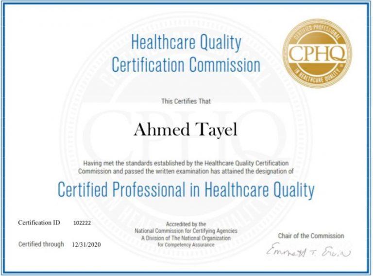 Dr. Ahmed Tayel